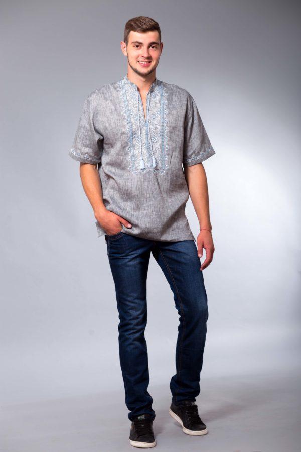 Чоловічий вишитий одяг