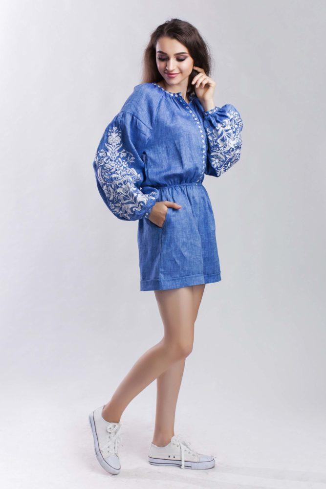 Комбінезони з вишивкою - Купити недорого в Києві з доставкою по Україні 54b43b456de2e