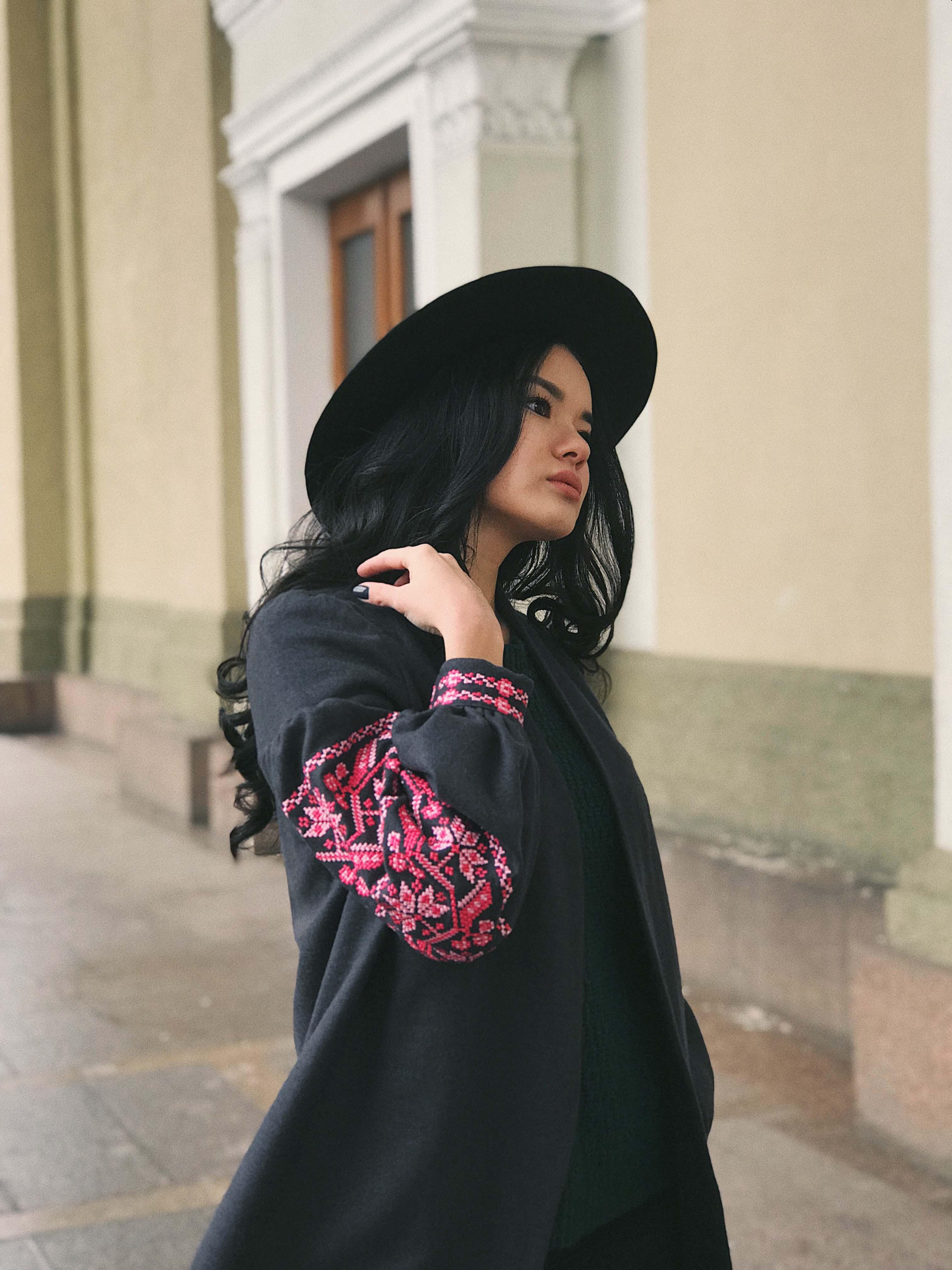 Красивая вышивка