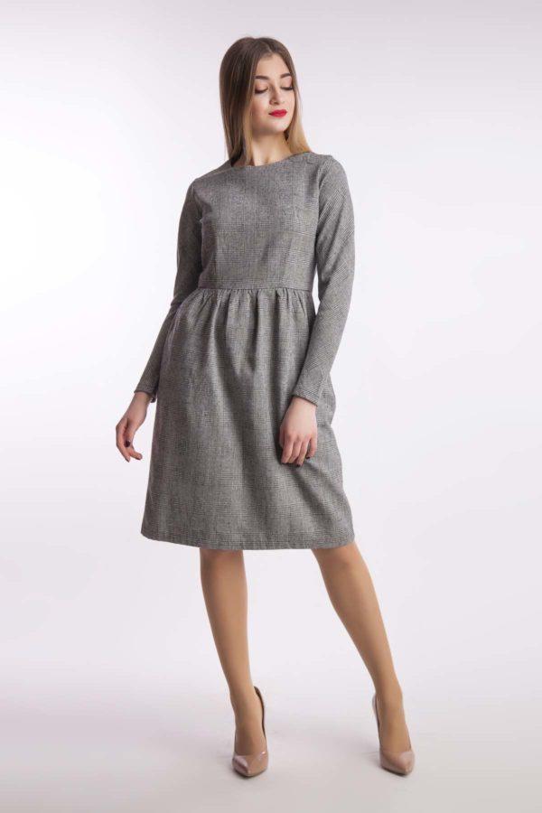 Сукня, гусяча лапка